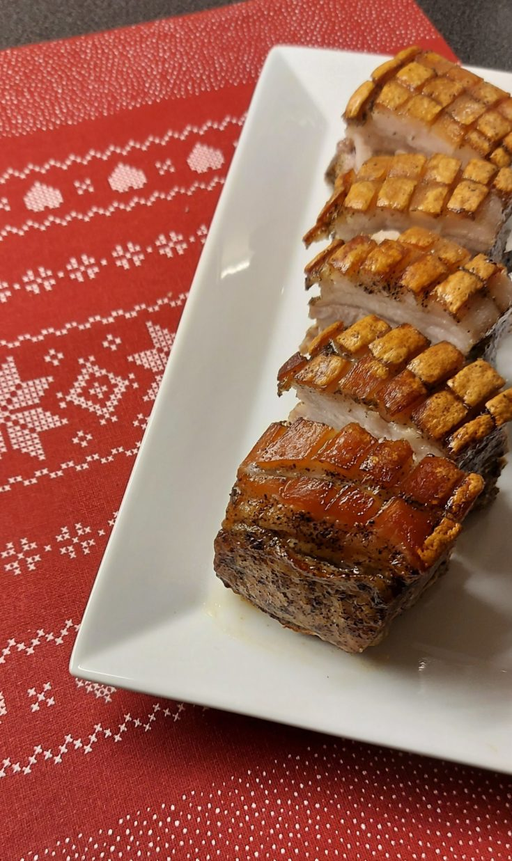 Ribbe - Roasted Pork Belly